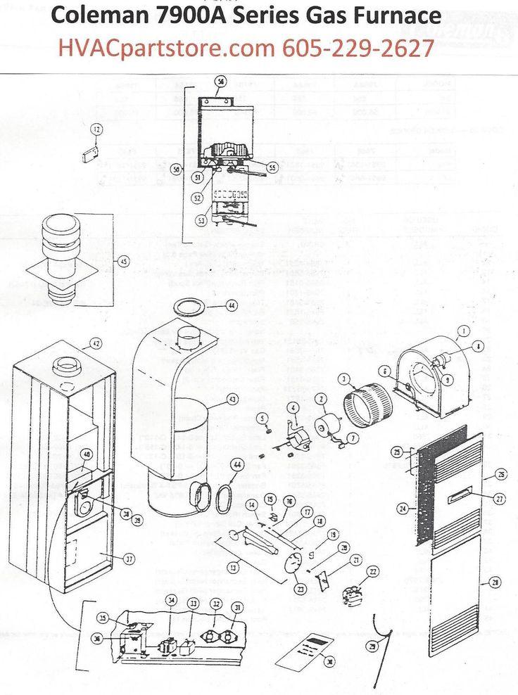 New Bryant Gas Furnace Wiring Diagram #diagram #