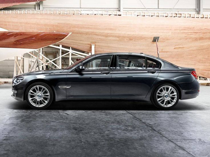 BMW 760Li Sterling inspired by Robbe & Berking: Silber-7er   Bild 3 - autozeitung.de