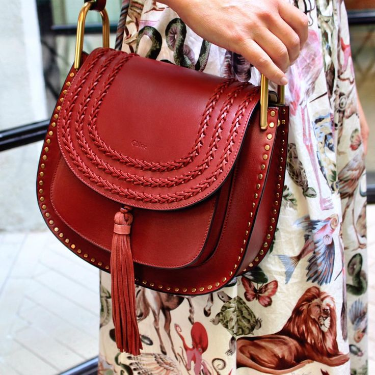 Saddle bags, Saddles and Chloe on Pinterest