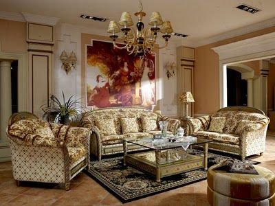195 best Italian Antiques and Decor images on Pinterest Luxury - italian living room sets