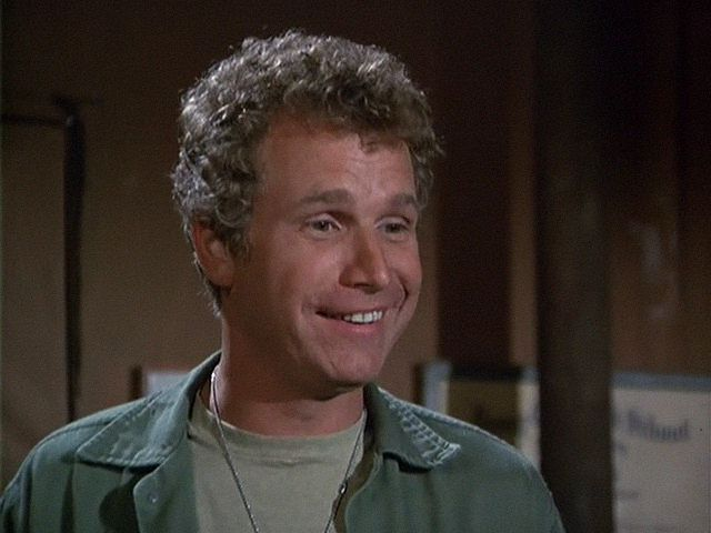 Image result for M.A.S.H. wayne rogers
