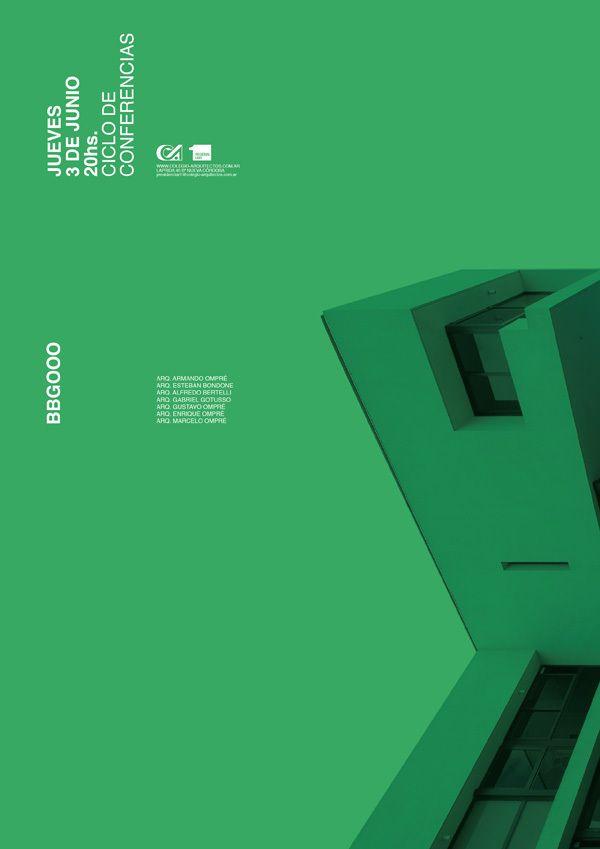 Colegio de Arquitectos by Horacio Lorente, via Behance