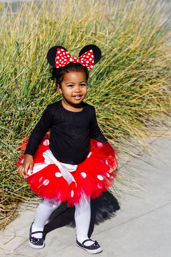 minnie costume for the girls when we go to mickeys not so scary halloween - Infant Mickey Mouse Halloween Costume
