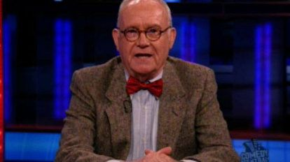 The Henry Stops Here | Buck Henry joins The Daily Show to give Jon some perspective on media barons throughout history.