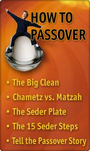 """How to...""            #Passover"