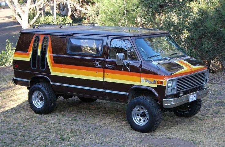 1978 Gmc Vandura G35 Ebay Gmc Vans Vintage Vans Chevy