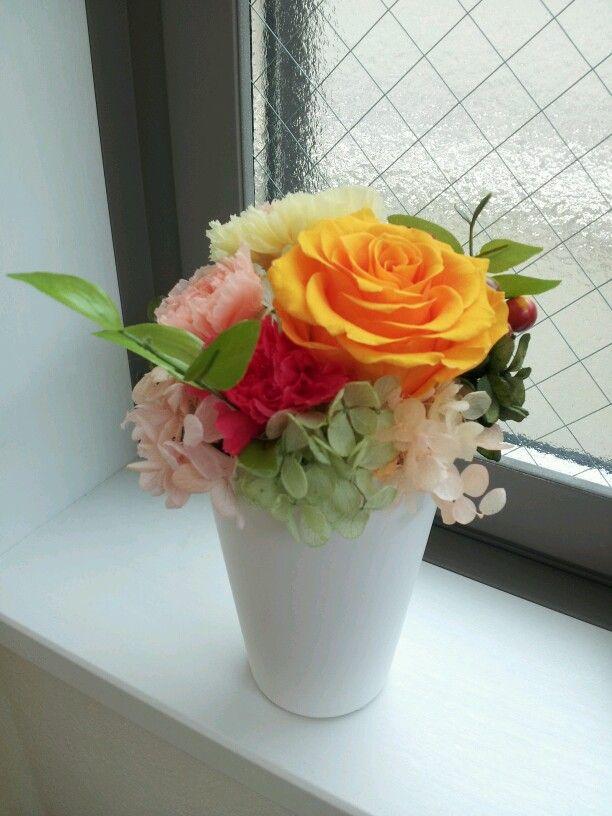 母の日にプレゼント