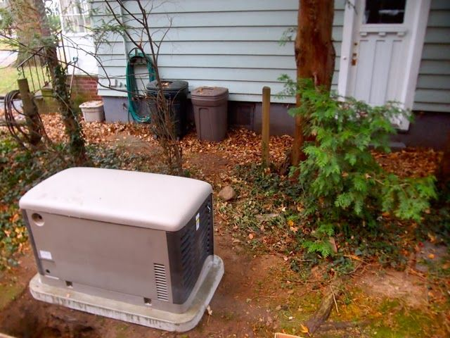 Love That Max: Special Needs Blog : What it's like to get a home backup generator