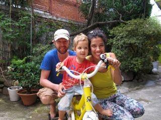 Jaël en Rob vier maanden op reis met peuter door Zuidoost Azië en Australië 2013/2014 (Zuid Korea) - Verre Reizen Met Kinderen