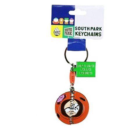 Porte clefs south park tete de kenny mort