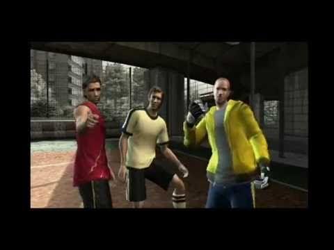 FIFA Street 2 / Gameplay #1