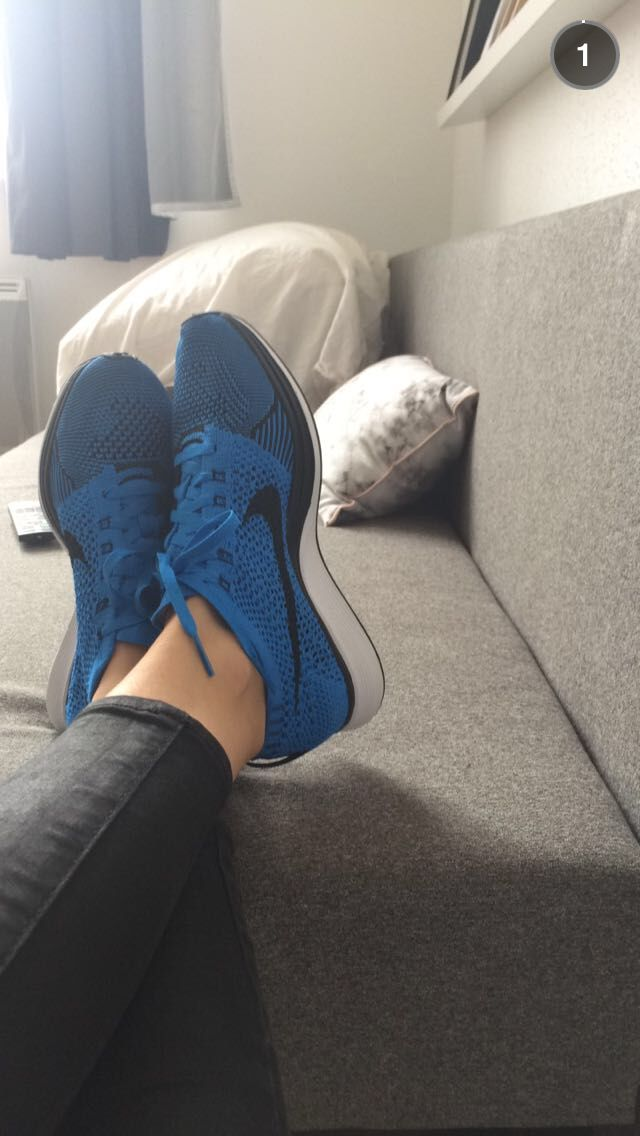 flyknit racer lecoindelodie