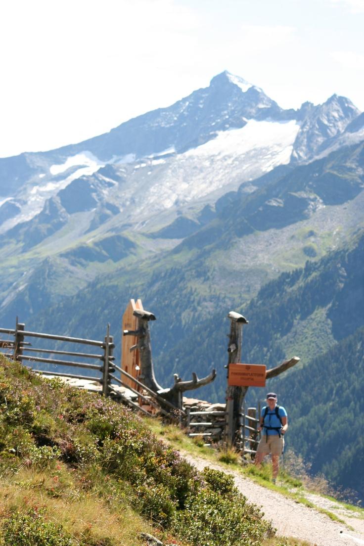 Mayrhofen, Ahorn