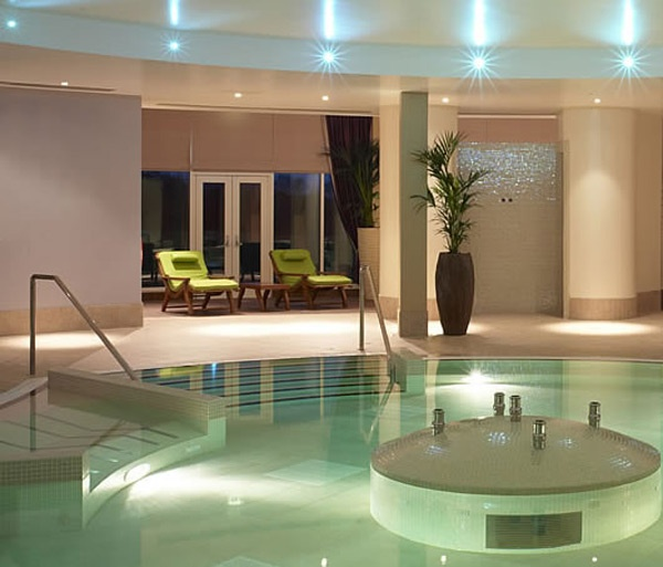 Fancy a nice, relaxing spa? Check out the 5* Rockcliffe Hall Hotel, available at Superbreak.com