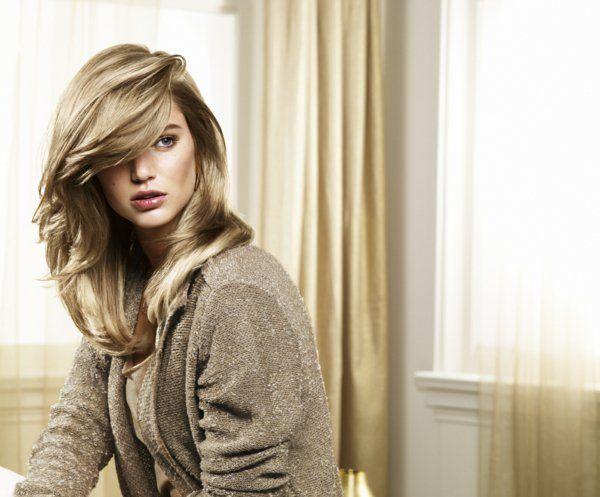 natürlich aussehende blondtöne