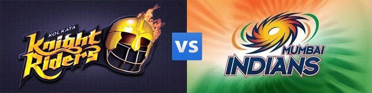 Mumbai Indians Vs Kolkata Knight Riders Match preview