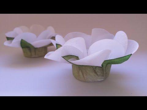 Forminha de tecido para doces feito pela minha cunhada Dhenis. FACEBOOK…