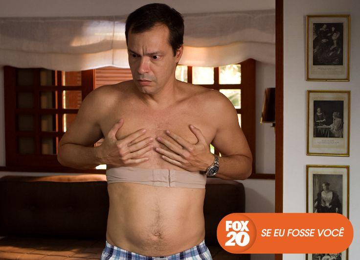 """Heitor Martinez é """"Heitor"""". Se Eu Fosse Você - Estreia, em outubro #EuCurtoFOX Confira conteúdo exclusivo no www.foxplay.com"""