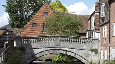 Winchester City Mill,