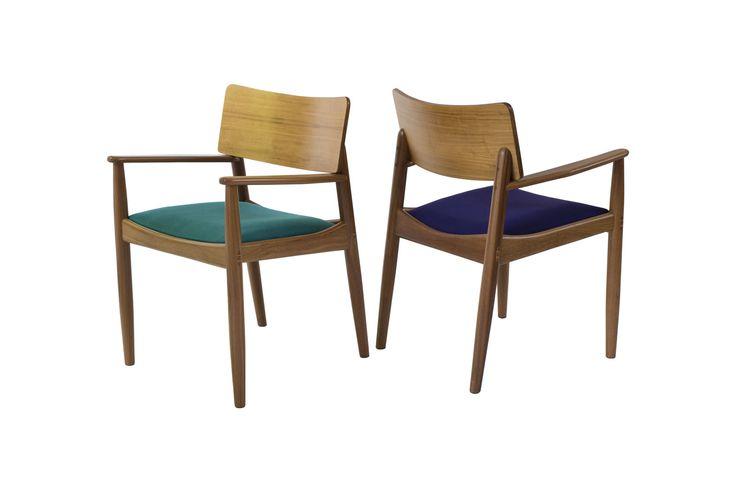 Cadeira Copacabana com Braços   Fernando Jaeger