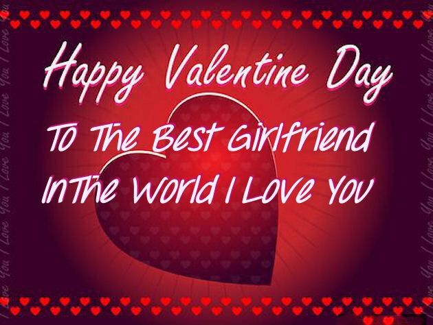 cute valentines messages - Valentines Day Messages For Girlfriend