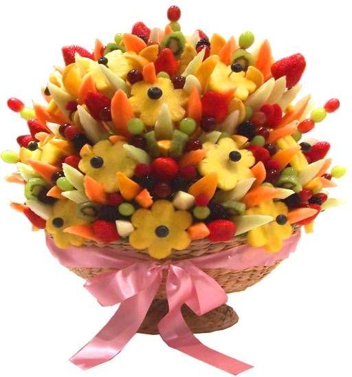 cestini di frutta   Cesti di frutta fresca