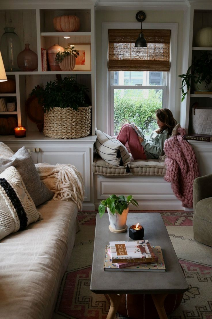 29 Cozy and Comfy Reading Nook Space Ideas