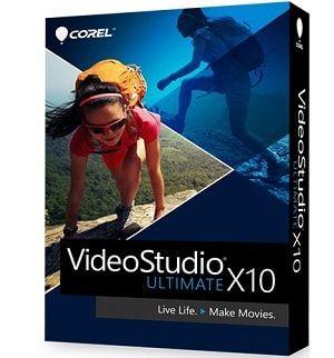 Corel VideoStudio Ultimate X10 v20.0.0.137 (32-64 Bit) + İçerik Paketi