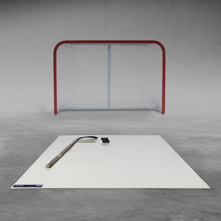 Super Large 4' x 8' Roll-Up Shooting Pad FREE SHIPPING! The Sniper's Edge Hockey Roll Up Shooting Pad is an awesome surface for practicing your shooting, stick handling and passing skills.   Its ultra slippery surface simulates the feel of ice and lets you practice your skills and take your game to the next level.  The extra large 4' x 8' size lets even the best players practice their skills.