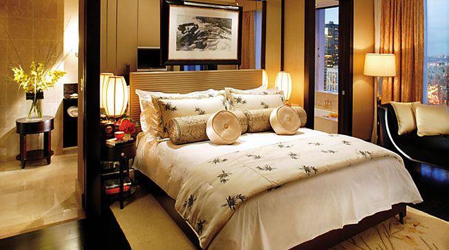 mandarin hotel Bathrooms | Most Luxurious Hotel Bathrooms in New York City
