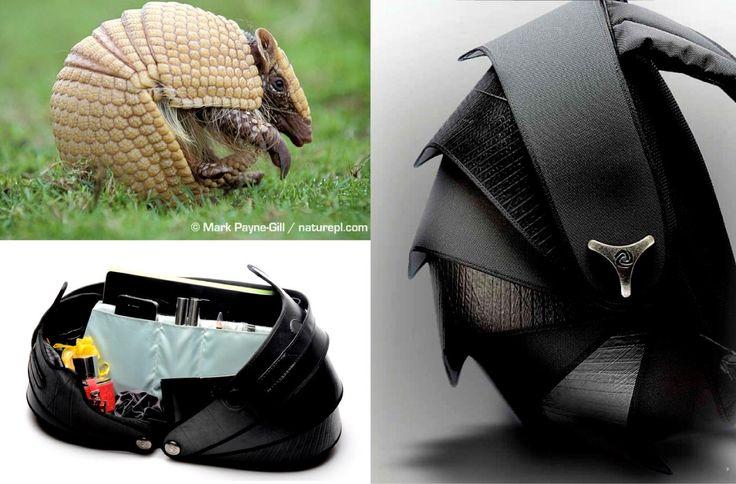 Pangolin Bag #Biomimesis #Biomimetica #Biomimicry | SIDIB ...