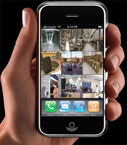 Güvenlik Kamerası Cep Telefonundan Nasıl İzlenir ...