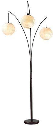 Adesso Spheres Arc Floor Lamp - $181.99