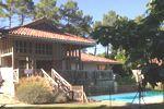 Moliets Plage villa with private pool|Private Villas with Pools|La Clairiere