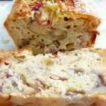 Cake salé jambon mozzarella                                                                                                                                                                                 Plus