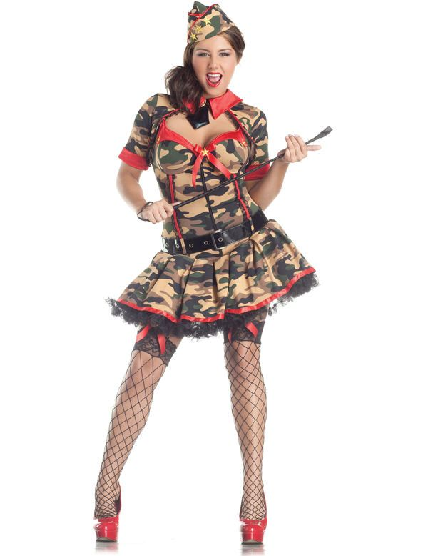 Plus Size Army Costume Body Shaper £65.99 : Direct 2 U Fancy Dress Superstore. Fancy Dress For The Whole Family.http://direct2ufancydress.com/plus-size-army-costume-body-shaper-p-12206.html