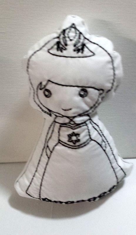 Disney Frozen Elsa Color Me Dolls