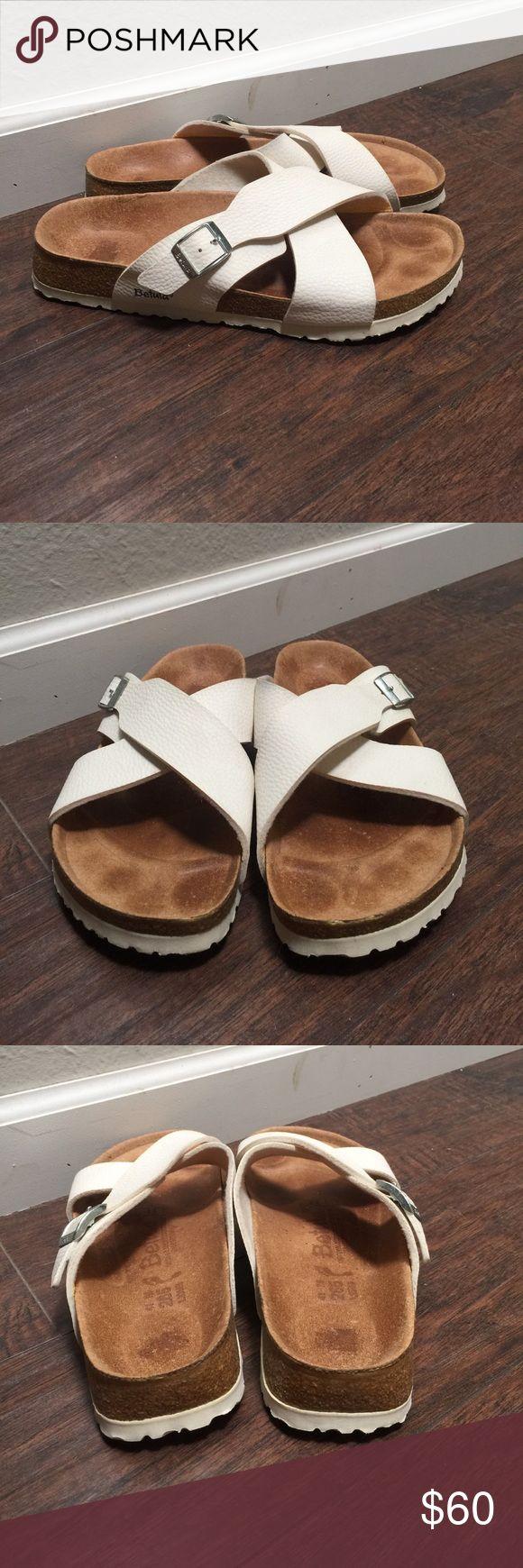 Birkenstock Betula Sandals Birkenstock Betula cross cross sandals size L10 Birkenstock Shoes Sandals
