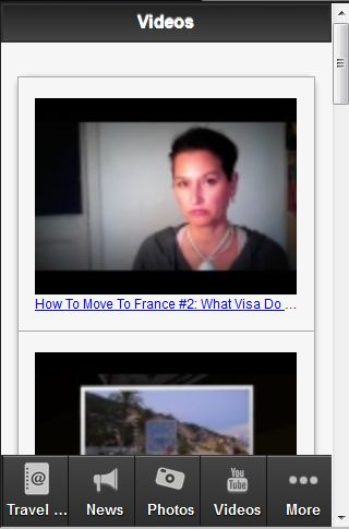 The Ultimate Travel to France Visa fanatics App! <p>This is the only app you need when it comes to Travel to France Visa. <p>Do you want to get the latest updates, news, information, videos, photos, events and amazing deals about Travel to France Visa? Th
