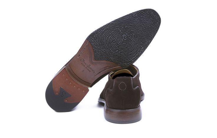 Scolari Brown Suede Shoe