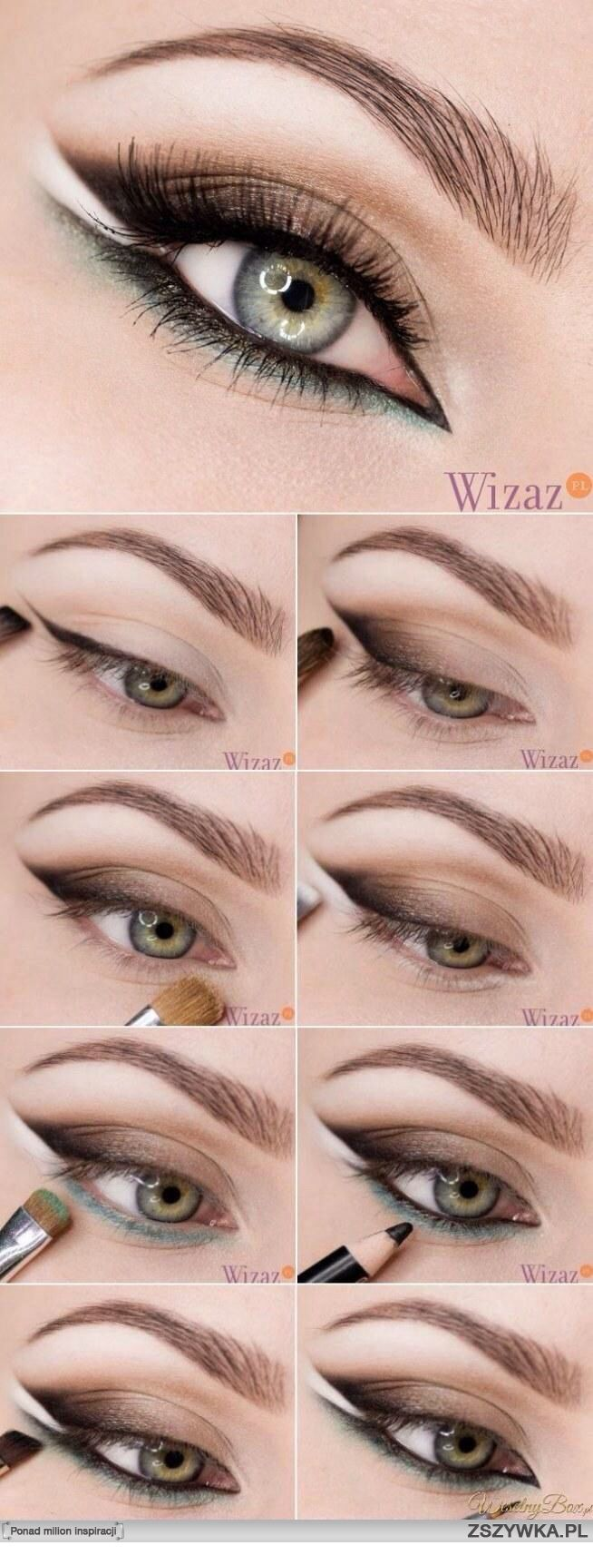 Naked Eyes Neutral Eyeshadow Guide: 17 Best Ideas About Naked Eyes On Pinterest