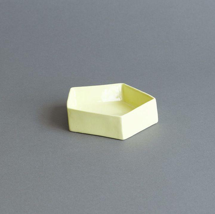 Hayden Youlley Tessellate Pentagon - Lemon