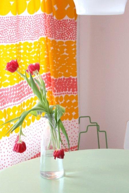 Marimekko Jurmo Fabric / Metsola design