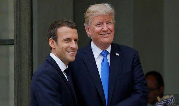 الرئيس الفرنسي في الولايات المتحدة لمناقشة أبرز ملفات الشرق الأوسط مع ترامب Fashion Single Breasted Suit Jacket Suit Jacket