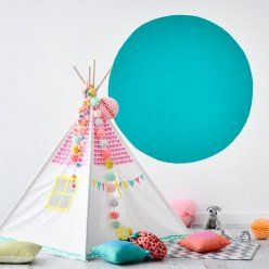 Perfect for a reading corner!  Adairs Kids Teepee, kids teepee, kids tee pee
