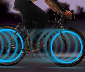 Bike LED Lights (2-pack) Blue