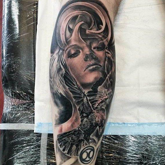 More @davewclayton awesomeness #prahran #tattoo #tattoos #bodyart #tattooworkers #tattooistartmag #inkandhonor #tattoos_alday #thebesttattooartists #solidink #support_good_tattooers