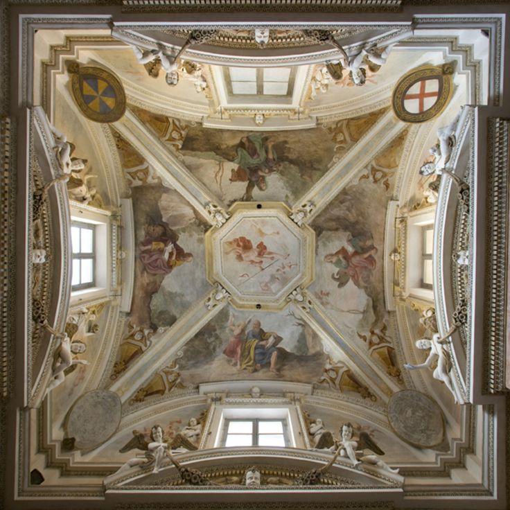 Parrocchiale dell'Assunta, Cappella  del Santo Sudario a Scarnafigi (Cn) | Scopri di più nella sezione Itinerari del portale #cittaecattedrali
