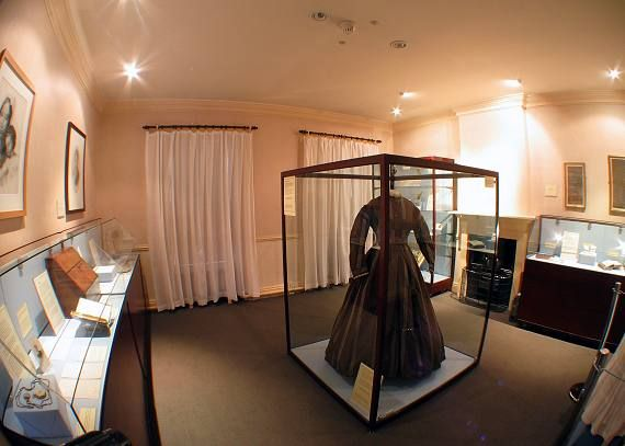 Bronte Parsonage, Haworth - Charlotte's Room