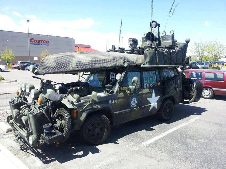Cars From Costco >> I didn't know, you can buy a fully stocked Zombie Apocalypsemobile from Costco. | ACCIDENTS ...